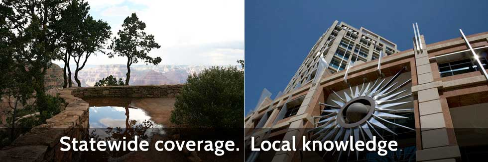 Statewide Coverage: Local Knowledge