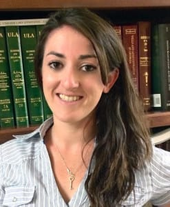 Megan Trog, Law Clerk