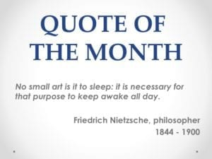 quote of the month feb 2017