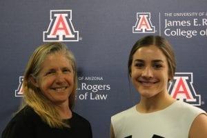 Lisa Anne Smith and Margo Casselman