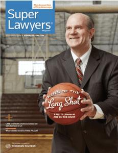 Southwest Super Lawyers Tucson 2018