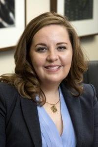 Zelma Letarte, Attorney