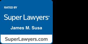 James Susa Super Lawyer